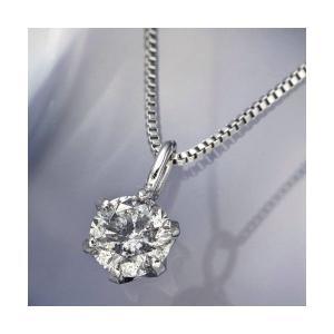 ダイヤモンド | プラチナPt0.1ctダイヤモンドペンダントネックレス|arinkurin