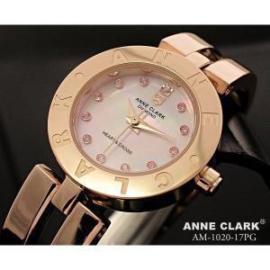 レディース(女性) | ANNE CLARK(アン・クラーク)レディース腕時計 AM102017PG(愛らしいスイング・チャームがキラリ )|arinkurin