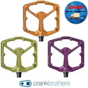 crank brothers ペダル STAMP 7 ラージ LIMITED EDITION 自転車 送料無料 沖縄・北海道・離島は追加送料かかります aris-c