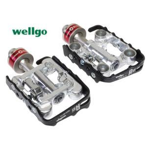 Wellgo WPD-M17C QRD2クイックリリースクリップレスシティペダル  送料無料 沖縄・離島は追加送料かかります|aris-c