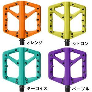 crank brothers ペダル STAMP 1 LIMITED EDITION 【ラージ】自転車 aris-c