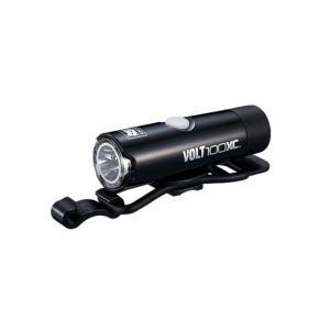 キャットアイ HL-EL051RC VOLT100XC ブラック USB充電式  LED ライト 自...