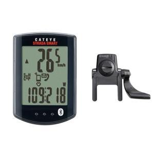 キャットアイ CC-RD500B スピード+ケイデンスキット サイクル コンピューター 自転車 送料...