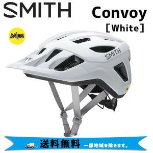 SMITH スミス CONVOY コンボーイ White ホワイト 自転車|aris-c