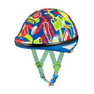 OGK Kabuto PEACH KIDS ピーチキッズ(トミカモデル)47-51cm 幼児 自転車 ヘルメット|aris-c