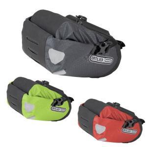 オルトリーブのベストセラーサドルバッグがアップデートして新登場。 防水性、防塵性の高いロールクロージ...