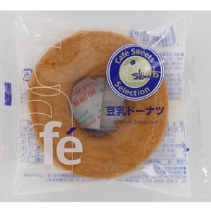 モントワール カフェ豆乳ドーナツ 1コ×48個 (6×8B) 【送料無料】|arista-y