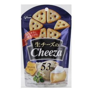 グリコ<br> 生チーズのチーザカマンベールチーズ仕立て <br>40g×10個 <br>【送料無料...