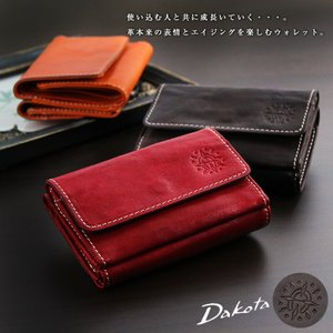 ダコタ 3折財布 Dakota ダコタ フォンス 0035890(0034890)|arista