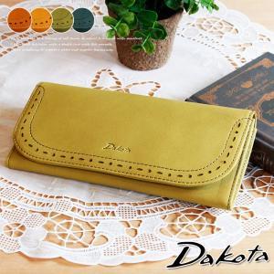 ダコタ 長財布 牛革 薄型 Dakota ダコタ アペーゴ 0035279|arista