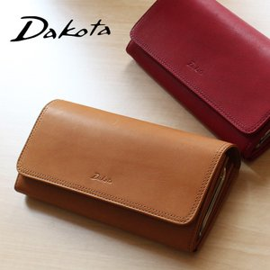 ダコタ オッフル かぶせ長財布 がま口小銭入れ 牛革 本革 Dakota 0035623|arista