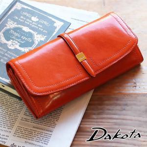 ダコタ かぶせデザイン長財布 イタリア製牛革 Dakota ダコタ ラシエ 0035681|arista