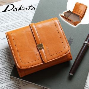 ダコタ 2折財布 二つ折り財布 BOX型小銭入れ付き Dakota ラシエ 0035686|arista
