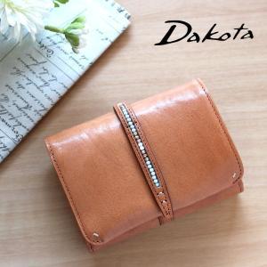 2折財布 Dakota ダコタ ルクス 本革 0036060|arista