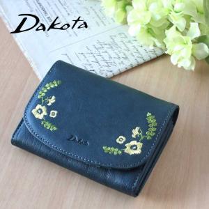2折財布 Dakota ダコタ リカモ 本革 0036081|arista