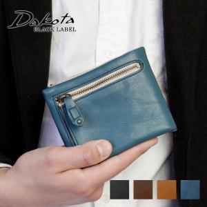 ダコタ 2折財布 Dakota BLACK LABEL ブラックレーベル バルバロ 0624701(0623001)|arista
