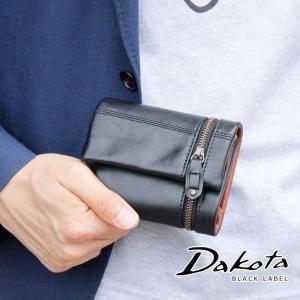 ダコタ 3折財布 Dakota BLACK LABEL ブラックレーベル バルバロ 0624702(0623002)|arista