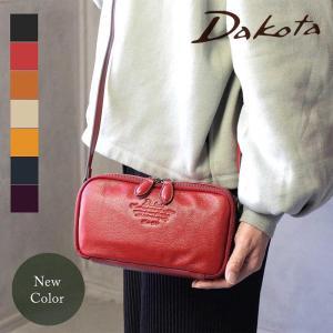 ダコタ お財布ポシェット ショルダーバッグ Dakota ダコタ アミューズ スクエア型 1032464|arista