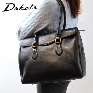 ダコタ トートバッグ Dakota ダコタ ジェンテ かぶせデザイン 本革 A4 1033371|arista
