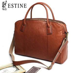 ブリーフバッグ ビジネスバッグ 2WAY ESTINE エスティーヌ プラントII 1075591|arista