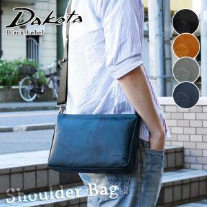Dakota BLACK LABEL ダコタ ブラックレーベル ホースト 馬革 2WAYショルダーバッグ クラッチバッグ 1620417|arista