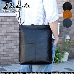 ダコタ ショルダーバッグ 馬革 Dakota BLACK LABEL ダコタ ブラックレーベル ホースト 1620420|arista