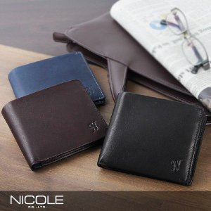2折財布 NICOLE ニコル ファシーノ 7303300|arista