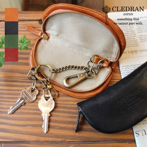 本革キーケース CLEDRAN(クレドラン)ESCA(エスカ)CL2668|arista