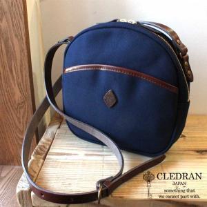 CLEDRAN(クレドラン)ESCA(エスカ)丸型コットンショルダーバッグ CL2799|arista
