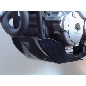 アンダーガード FRP/カーボン柄 for トリッカー/セロー(DG31J/DG32J-250cc)|ark-design