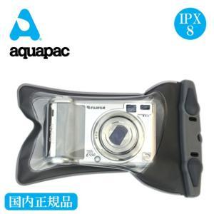 aquapac(アクアパック)  IPX8 水中形・防浸形 防水 カメラ・ケース(ミニ)408 arkham