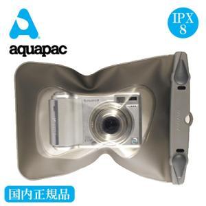 aquapac(アクアパック) IPX8 水中形・防浸形 防水 カメラ・ケース(スモール)418 arkham