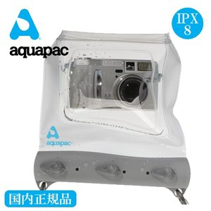 aquapac(アクアパック) IPX8 水中形・防浸形 防水 カメラ・ケース(ラージ) 448 arkham