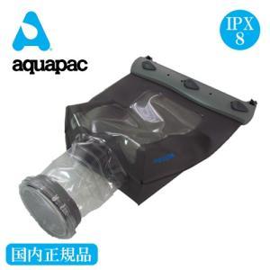 aquapac(アクアパック) IPX8 水中形・防浸形 防水 一眼レフ・カメラ用ケース 458 arkham