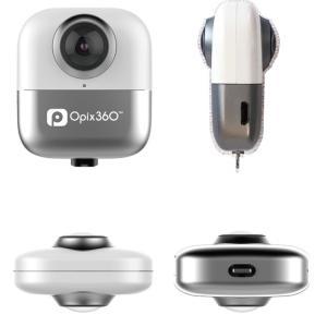 Culdoor opix360  iPhone専用 4K対応 スマホ直挿し360°カメラ「SasuToru i(サストル アイ)」|arkham|02