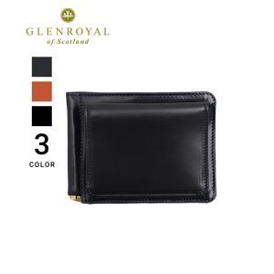 GLENROYAL(グレンロイヤル) / MONEY CLIP WITH POCKET / 全2色 (マネークリップウィズポケット 財布 ウォレット レザー マネークリップ) 03-6164|arknets