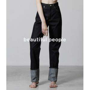 beautiful people / ビューティフルピープル : selvage denim 5pocket woman fits : 1000105086 ARKnets