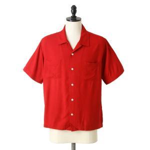 FIVE BROTHER [ファイブ ブラザー]/ ボーリングシャツ / 全2色 (開襟 オープンカラー シャツ 半袖シャツ メンズ) 151807P