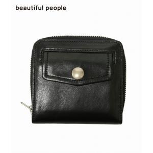 beautiful people / ビューティフルピープル : riders small zip purse :1715511905 ARKnets