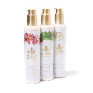 Malie organics [マリエオーガニクス] / ボディクリーム / Body Cream / 全3種類 /(ボディクリーム 消臭剤 芳香剤) 35466-43-10