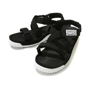 SHAKA シャカ FREEFALL スポサン サンダル シューズ 靴 ラリー コンフォートサンダル...