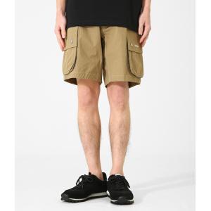 and wander / アンドワンダー : Babour CORDURA solway short pants : 5741182136|ARKnets