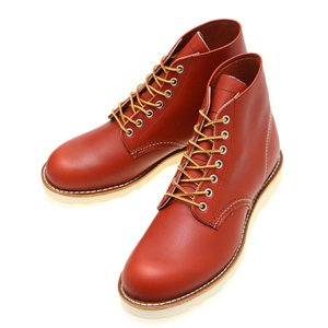 RED WING / レッドウィング : 6-INCH CLASSIC ROUND :8166|ARKnets