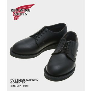 RED WING / レッドウィング : POSTMAN OXFORD GORE-TEX :9183|ARKnets