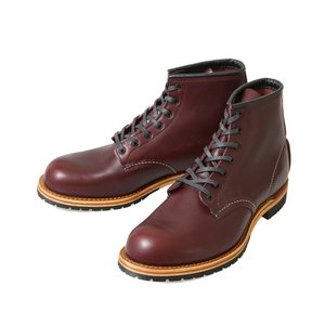 """RED WING(レッドウィング) / BECKMAN 6"""" ROUND -BLK CHERRY- (ベックマン ブーツ 雨の日 leather-fair-shoes ワークブーツ)9411