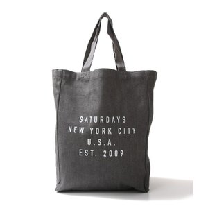 SATURDAYS SURF NYC (サタデーズ サタデーズサーフ NYC) / Established USA Tote(サタデーズ トートバッグ カバン)AA00TOTE03|arknets