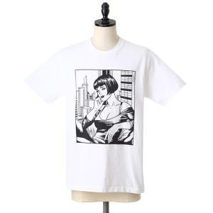 C.E(シーイー) / RB T (RB T リブ ティー ティーシャツ 半袖 カットソー) CES9T01
