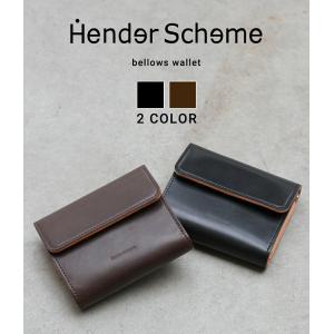 Hender Scheme / エンダースキーマ : bellows wallet : ヴェロウウォ...