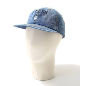 GUESS ORIGINALS [ゲス オリジナルス] / GUESS JEANS CAP(ゲス ジーンズ キャップ デニムキャップ 17AW 17秋冬)GRFW17-010-IND|arknets