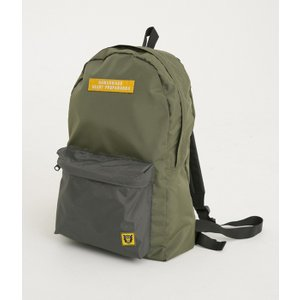 HUMAN MADE(ヒューマンメイド) / NYLON BACK PACK(ナイロン バックパック)HM14GD008|arknets